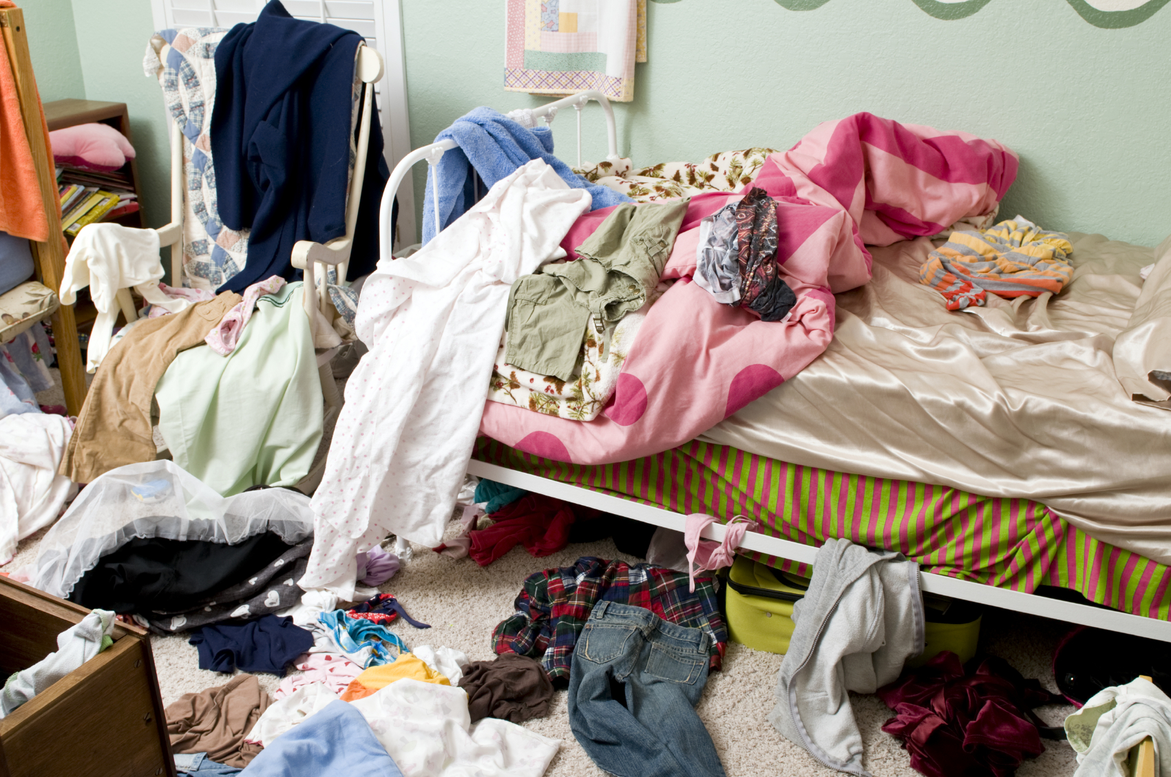 Top 5 tips to beat the january blues the escape man 39 s blog Messy apartment